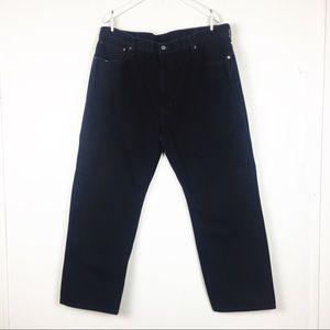 Levi's 505 Size 44 Black Jeans